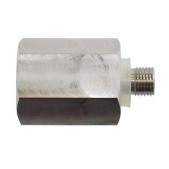 Adapter an N2O-Gasflaschen für C3 CryoSystem