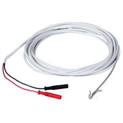 DELTA-Elektrode mit direktem Anschlusskabel