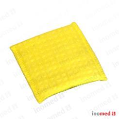 Anfeuchtbare Taschen 50x50mm (pflanzliche Zellulose)