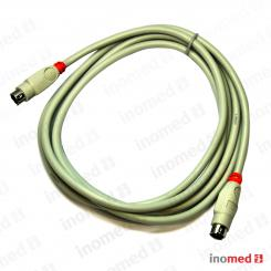 MiniDin HDCprog Cable for connectionHDCprog with HDCstim