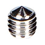Feststellschraube MikroGun in Grundplatte MSV, M3x3 Spitz
