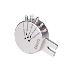 Elektrodenhalter MSV 1,1 für Elektroden m. Tiefenmarkierung