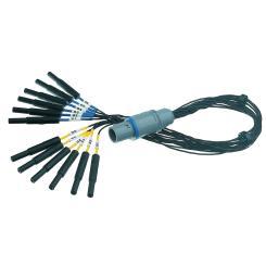 Adapterkabel 2x6 für Gridelektrodenkabel