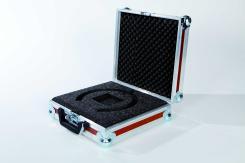 Transportkoffer für offenen Stereotaxiering