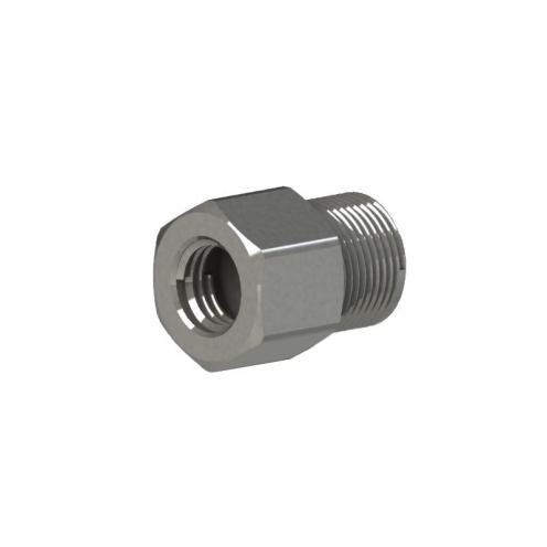 Adapter for N2O gas Cylinder for C3 Cryo System