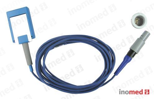 Neutralkabel an N50 mit Redel- und Clip-Flachstecker