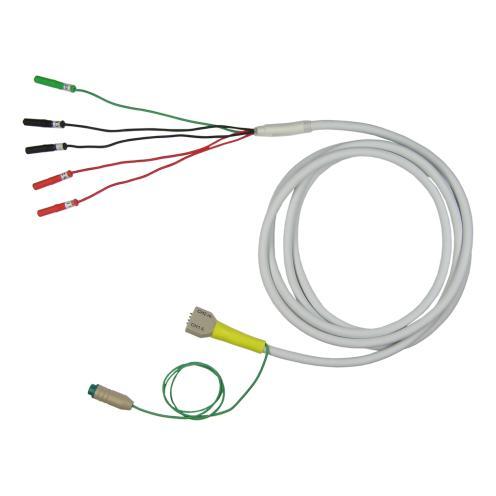 Anschlusskabel-S Touchproof für Tubus-Klebeelektroden