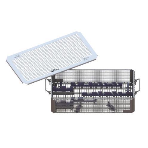 Sterilisations-Korb für ZD ( Zamorano-Duchovny )